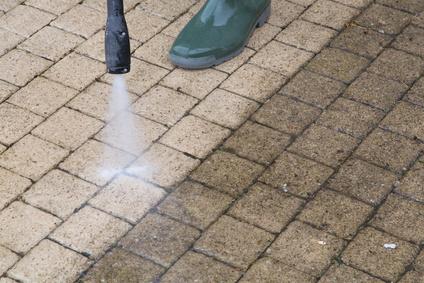 Le nettoyage haute pression