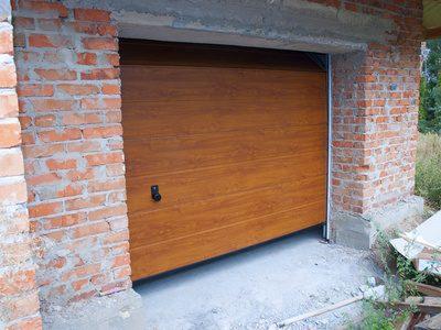 Tout savoir sur la porte de garage sectionnelle