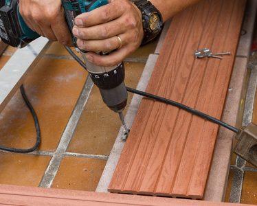 Monter seul une terrasse en bois