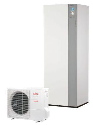 Pompe à chaleur air/eau Alféa Extensa Duo +